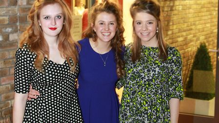 Show Directors Amy Scott, Beth King and Lily Williams