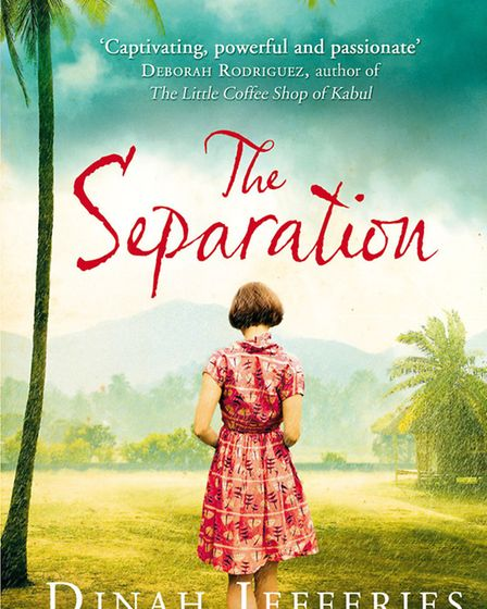 The Separation by Dinah Jefferies