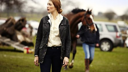 Be ready for anything in this Heritage Durham jacket by Barbour, £179