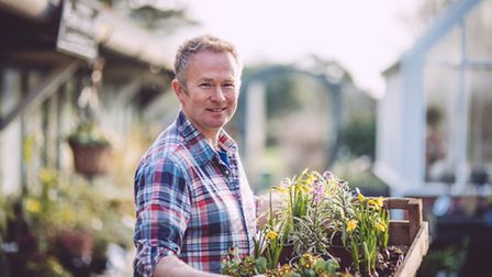 Devon Life columnist and nursery owner Tob Buckland is a familiar Chelsea face to TV viewers