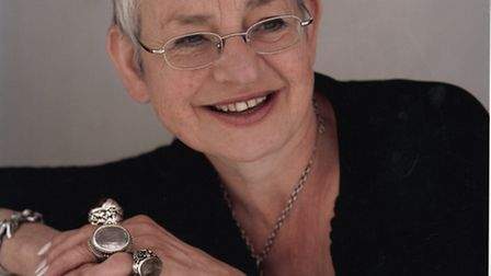 Dame Jacqueline Wilson, by Gary S Weekes