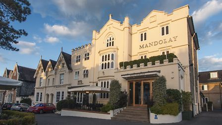 The Mandolay Hotel is now doing a super-tasty afternoon tea