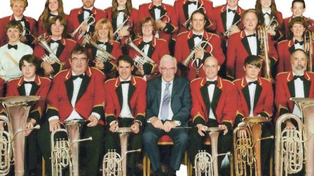 Shipston-on-Stour's Brass Band