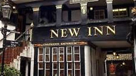 The Players will perform at New Inn, Gloucester