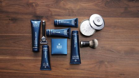 Molton Brown has introduced a new Mens Grooming Collection. The new range delivers high performance