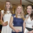 Ellie Wheeler, Lucy Gregory and Rebecca Tehan