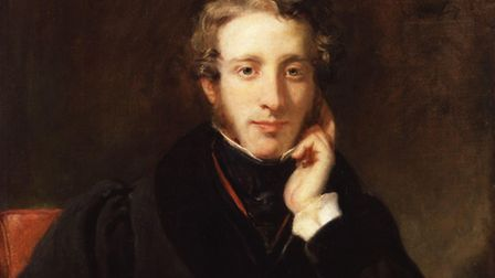 Edward Bulwer Lytton - his words inspired the pupils