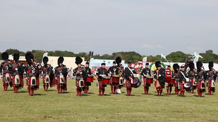 Scots Guard Association Pipe Band