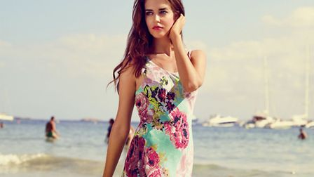 Reversible summer dress by Betty Barclay, £80