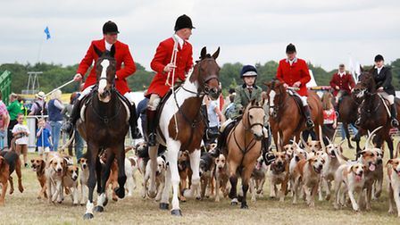 Cheshire Forest and the Holcombe Hunt