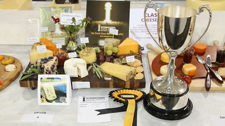 Cheese Board entry