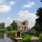 Life on the River Wey