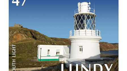The latest set of Lundy stamps