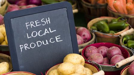 """""""We should spend as much of our hard-earned cash as possible with local suppliers and retailers."""" /"""