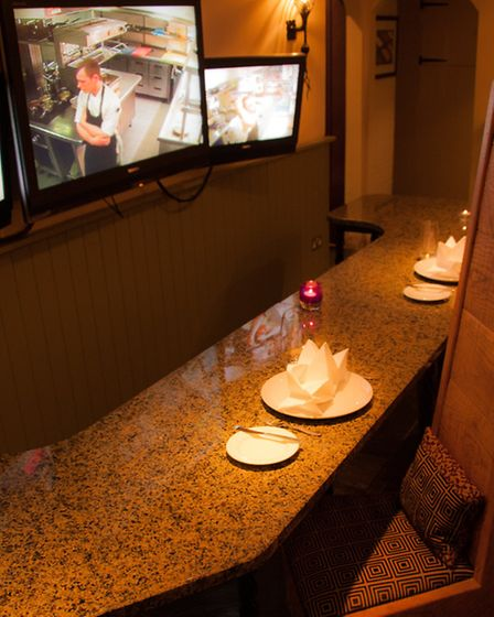 The Purple Carrot interactive dining experience takes private dining & chef's table to a new level