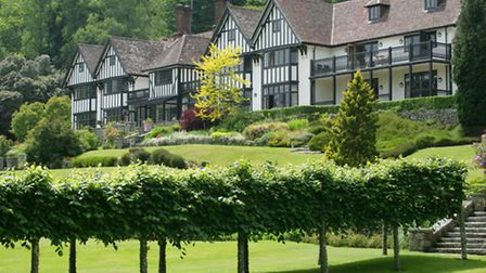 Gidleigh Park regained its title as the UK's top restaurant in the 2014 Sunday Times listing