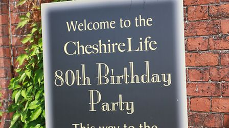Ches Life 80th birthday