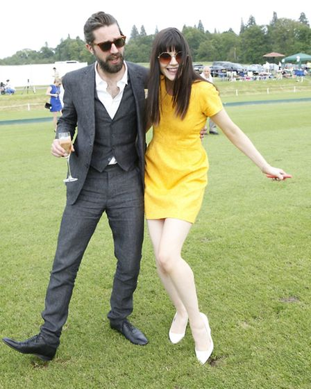 Jack Guiness and Lilah Parsons