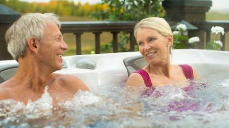 Spas offer hydrotherapy benefits that are ideal for easing aches and pains