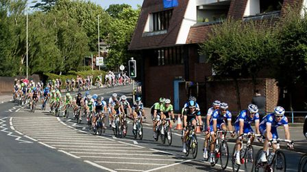 The London-Surrey Classic, by Andy Newbold