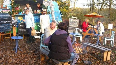Picture from the fayre last year