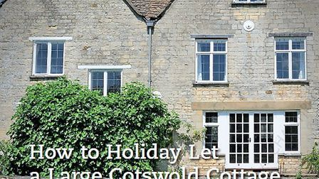 Holiday cottages in the Cotswolds