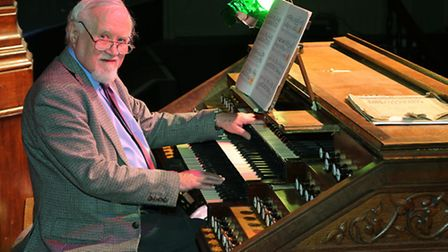 Roger Fisher at Warrington Parr Hall's Cavaille-Coll Organ