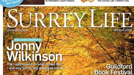 Surrey Life magazine October 2014
