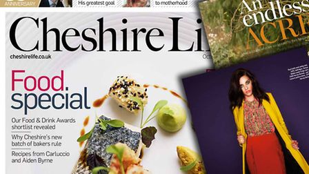 Cheshire Life October 2014