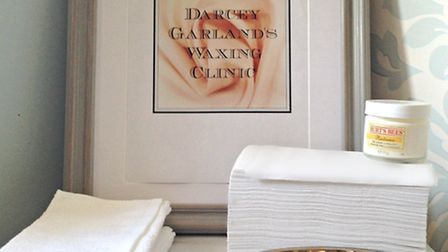 Darcey Garland is an expert in the art of waxing