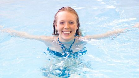 Enjoy an Eau Chi class or just a swim in the pool