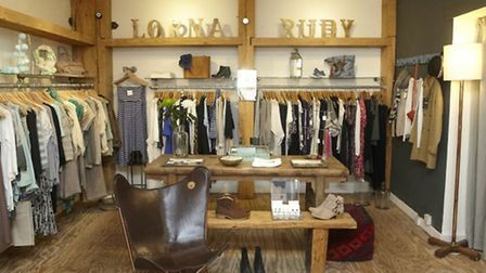 Exeter's Lorna Ruby Clothing