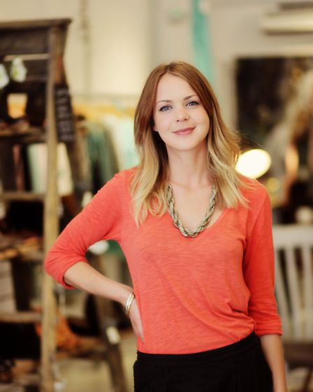Lorna Ruby gives her autumn style tips