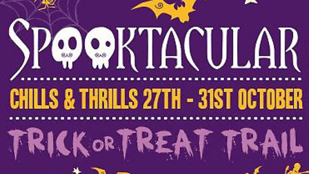 Gloucester Quays outlet spooktacular this half term