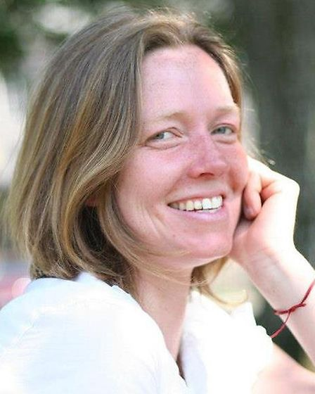 Hannah Pearson, founder of Gentle Green