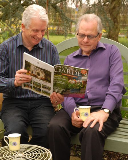 Alan and Paul look for more inspiration