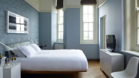 Naturalmat supply hotels across the world with quality mattresses, including The Magdalen Chapter in