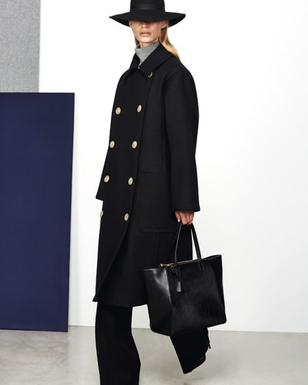 Rock the military trend in what could be our favourite coat of the season from Jaeger