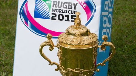 Excitement is building for the Rugby World Cup 2015