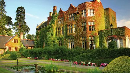 Pennyhill Park in Bagshot will again be the official England base