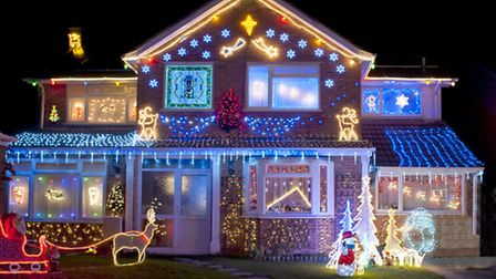 Like everything else in Britain, Christmas decorations have become an arena in which posh and naff s