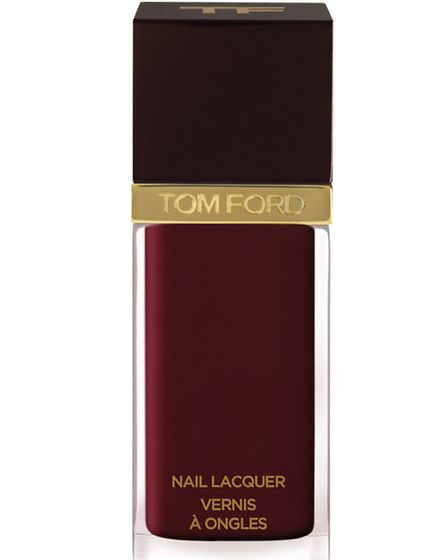 Finishing Touch Your look is not complete without a stunning nail colour, and both of these from To
