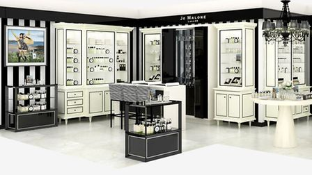 Jo Malone London opens in John Lewis, Exeter this November