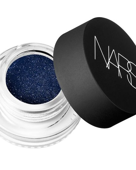 For a dramatic look, try Nars eye paint £18.50 by Nars at www.narscosmetics.co.uk