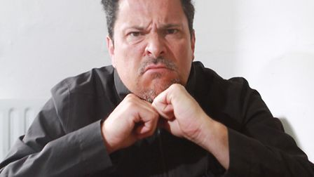 Comedian and Cotswold Life columnist Dom Joly