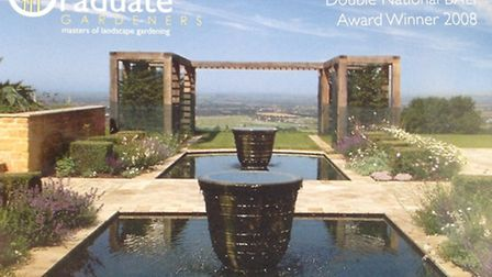 Graduate Gardeners has been entering projects annually for the BALI awards, winning 14, including 3