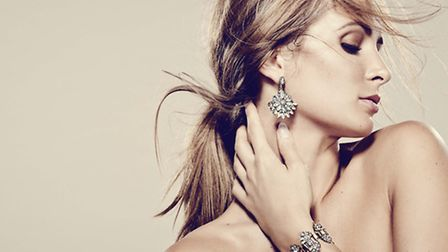 MODERN MILLIE Wouldnt it be lovely to spend Christmas with Millie Mackintosh? OK, just her jewellery