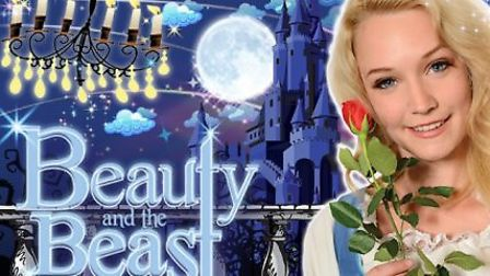 Beauty and the Beast at The Roses Theatre, Tewkesbury