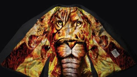 For the man with the courage of a lion...