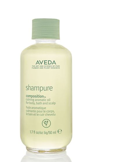 Avedas new Shampure Composition is iconic multi-tasking aromatic sumptuous oil composition, that you